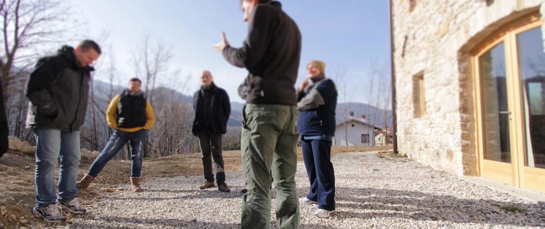 attività eventi grupi b&b trichiana belluno dolomiti orto alpino